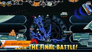 Angry Birds Star Wars MOD APK [Unlimited Coins] 2021 2