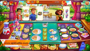 Cooking Madness MOD APK [ Unlimited Coins] 2021 2