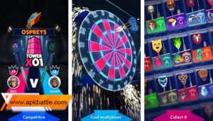Darts of Fury Mod Apk [Unlimited Coins] 2021 1