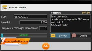 SMS Bomber APK Latest Version [Unlimited] 2021 1