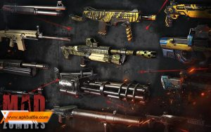 Mad Zombies MOD APK [Unlimited Money] 2021 1