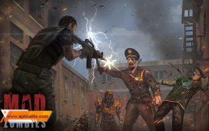 Mad Zombies MOD APK [Unlimited Money] 2021 2