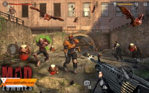 Mad Zombies MOD APK [Unlimited Money] 2021 4